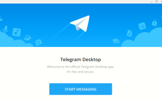 Telegram for computer: download and install