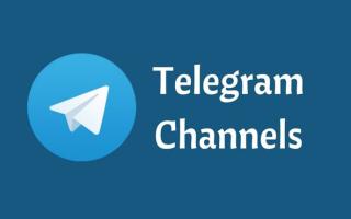 Ideas for Telegram Channels